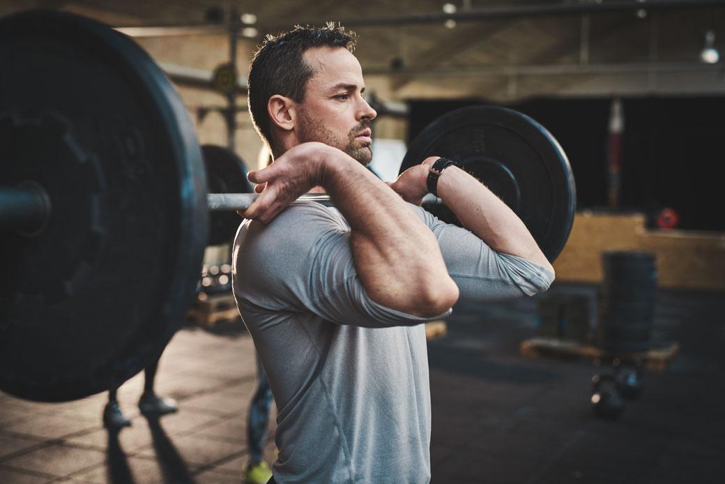 workout plan men over 40