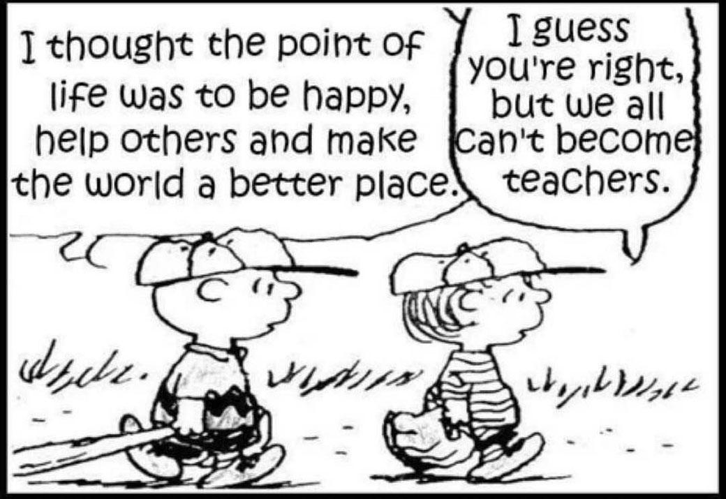 Autor: Charles H. Schulz (1922-2000), Quelle: Internet