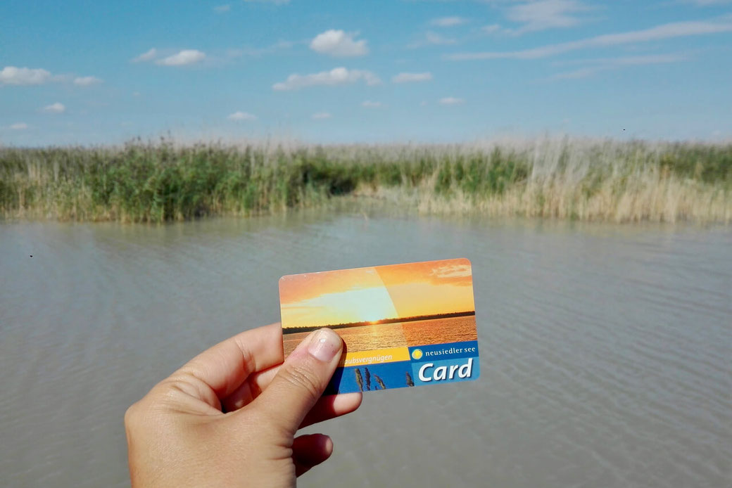 Auf Entdeckungsreise im Osten Österreichs: Die Neusiedler See Card macht's möglich!