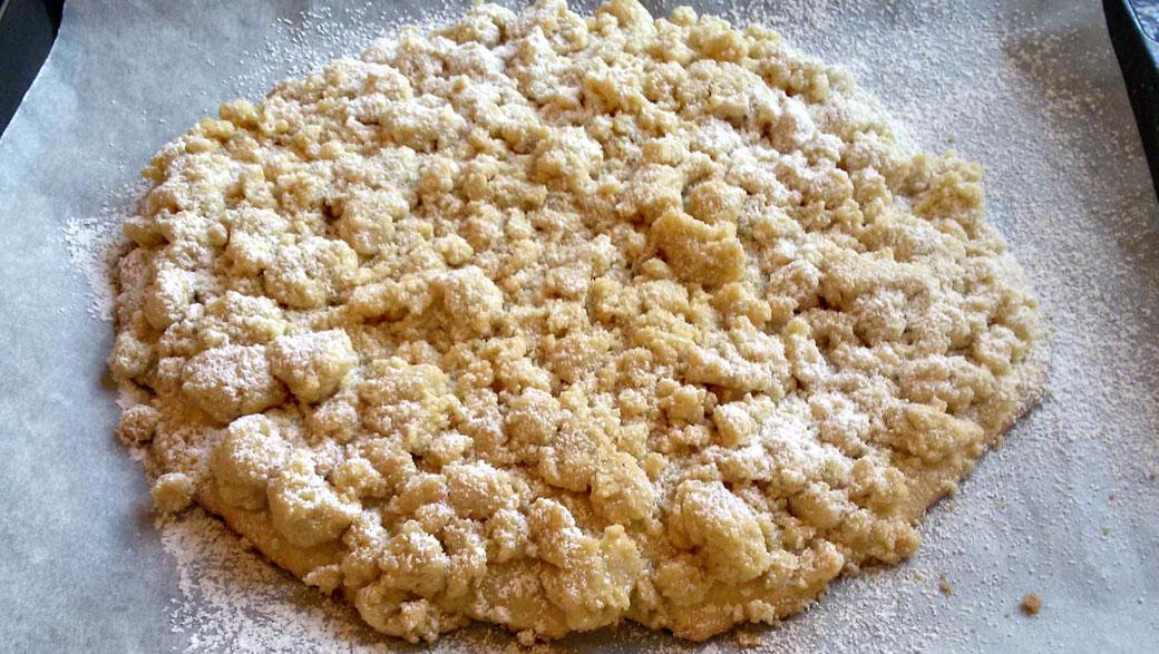 Rezept Streuselkuchen
