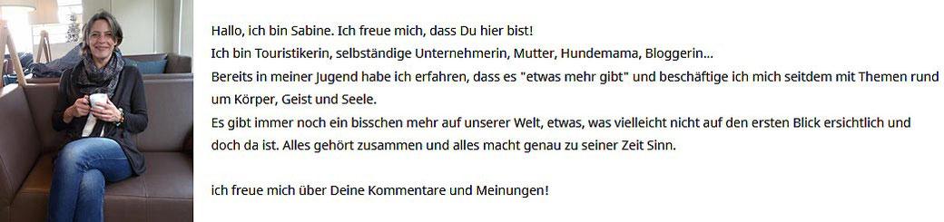 Blog Sabine Stegmann