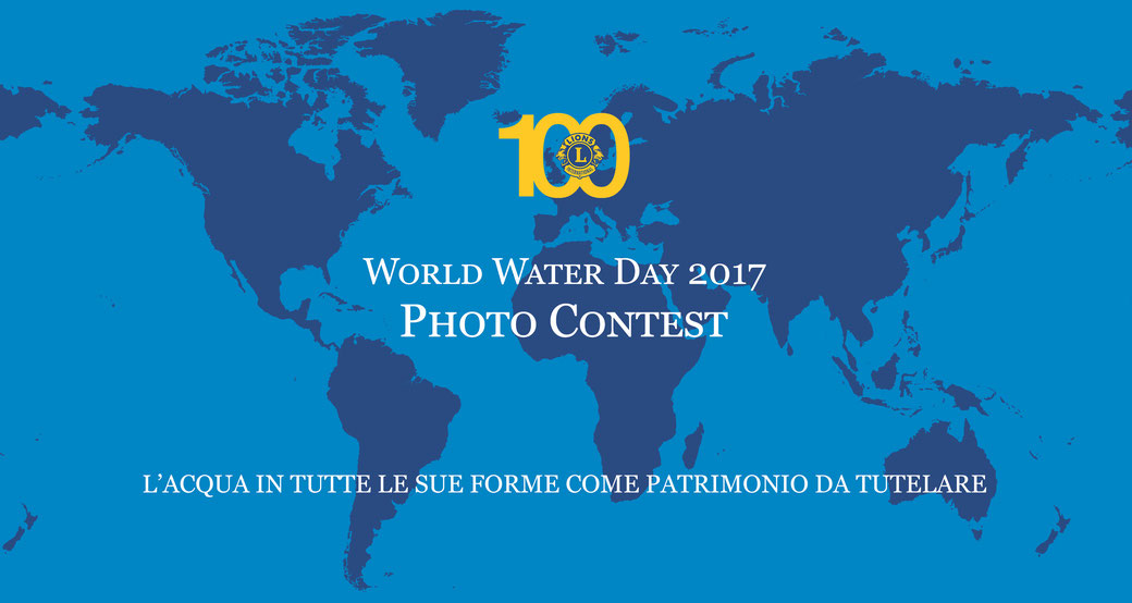World Water Day 2017 - Photo Contest - Lions International
