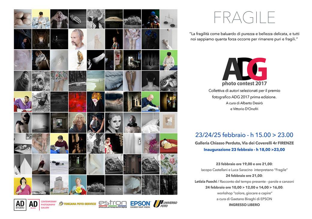 """ADG photocontest 2017 - Tema """"Fragile"""""""