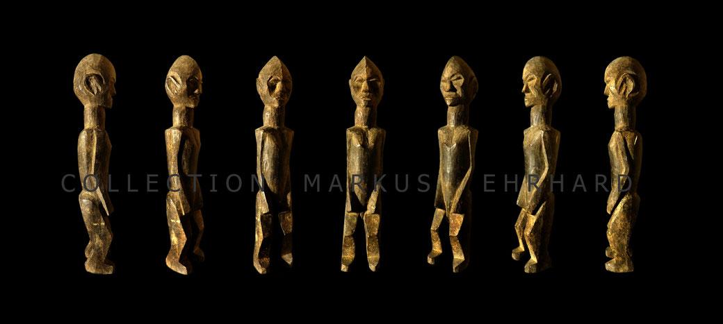 Bateba Figur der Lobi, Burkina Faso, aus der Sammlung Markus Ehrhard