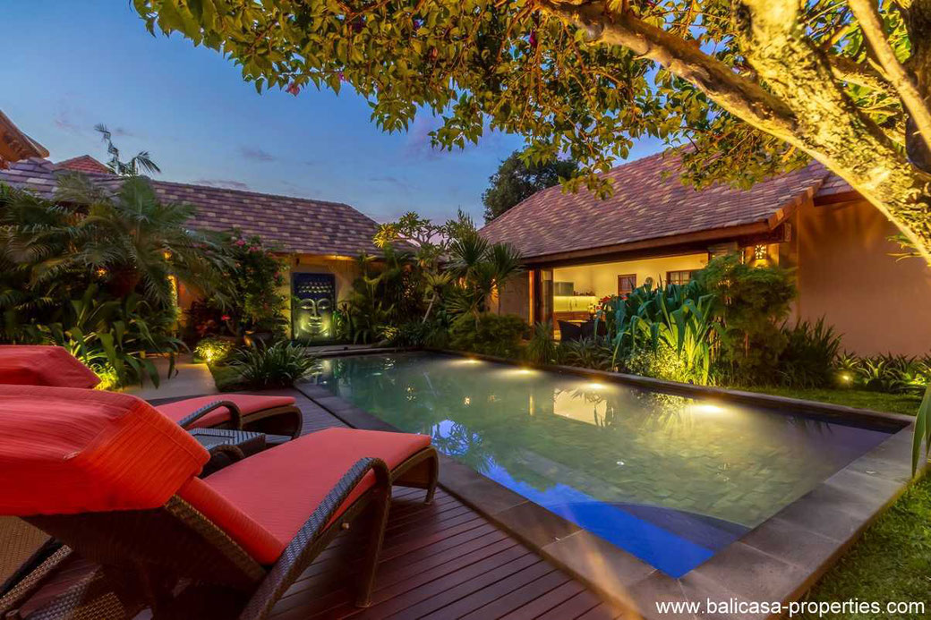 Sanur quality well maintained villa for sale