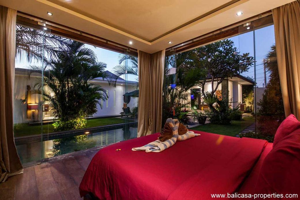 Seminyak 3 bedroom villa with open living