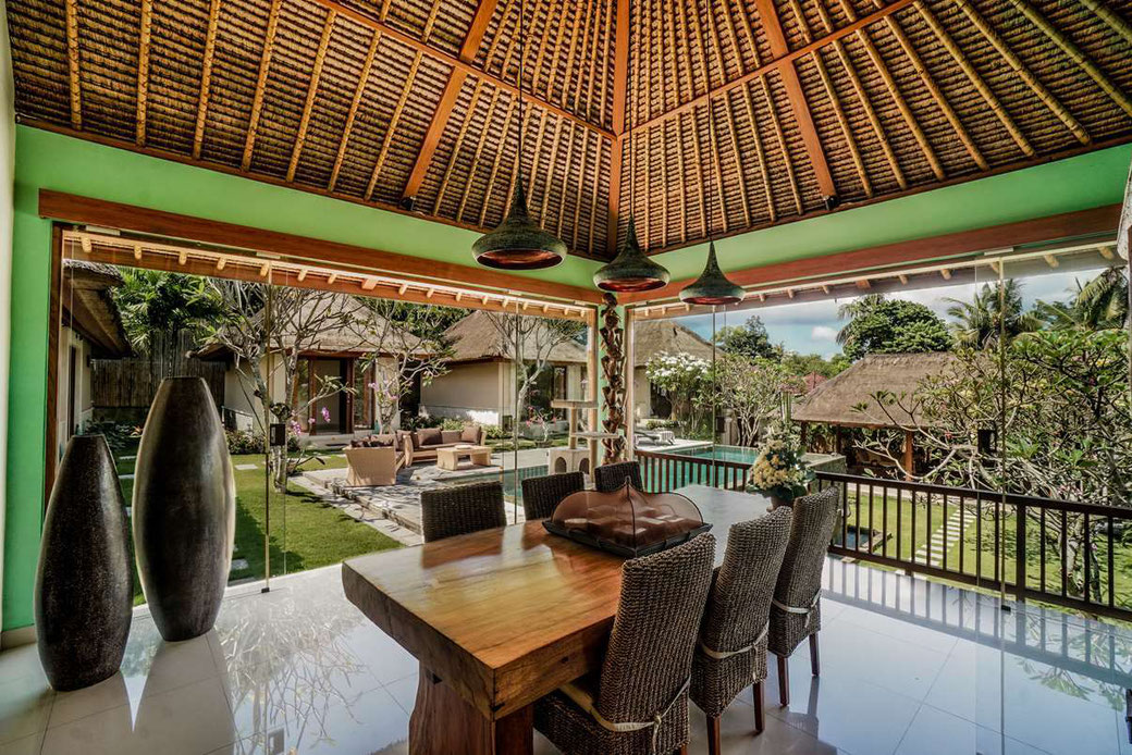 Manggis villa for sale with 3 bedrooms.