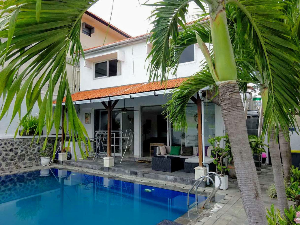 Tibubeneng house for sale