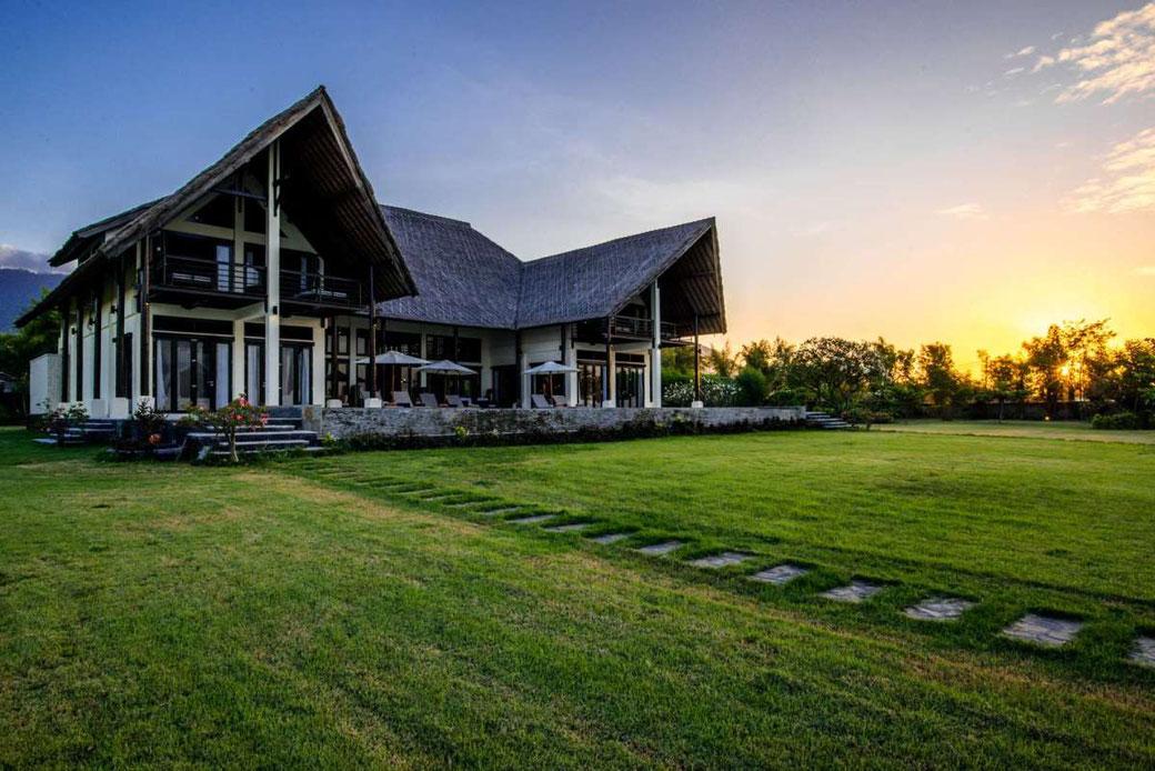 Pemuteran villa for sale