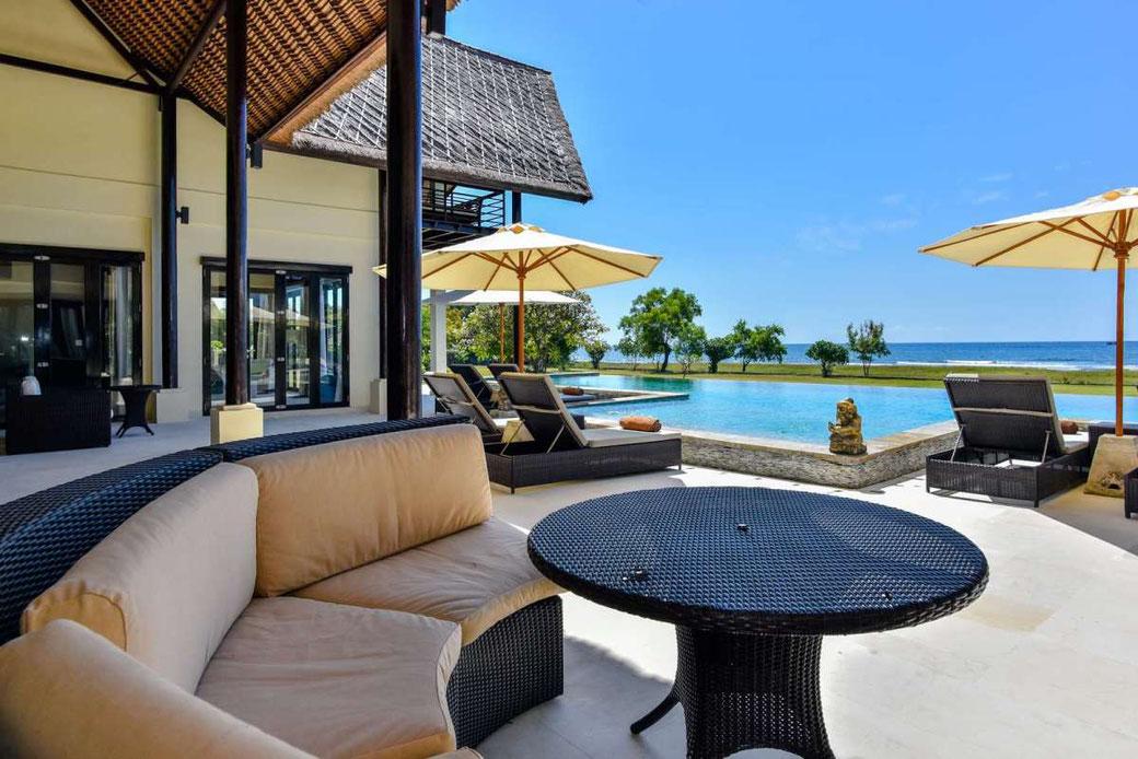 West Bali Pemuteran villa for sale.