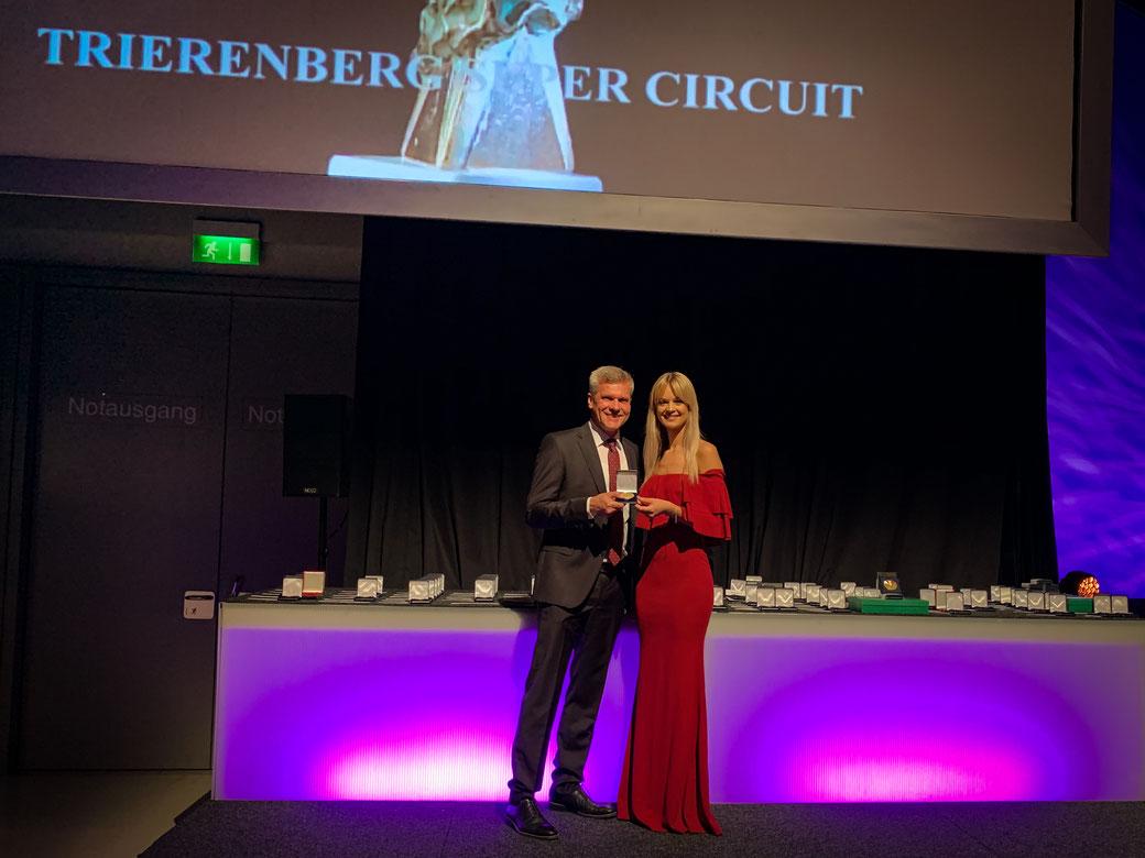 Trierenberg Super Circuit 2019 - Preisübergabe