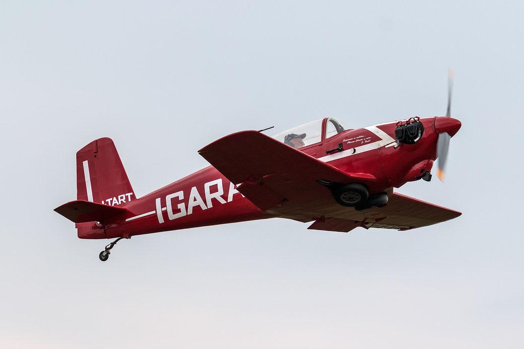 Una delle Special Gest di questa edizione, il PM-280 I-GARA.