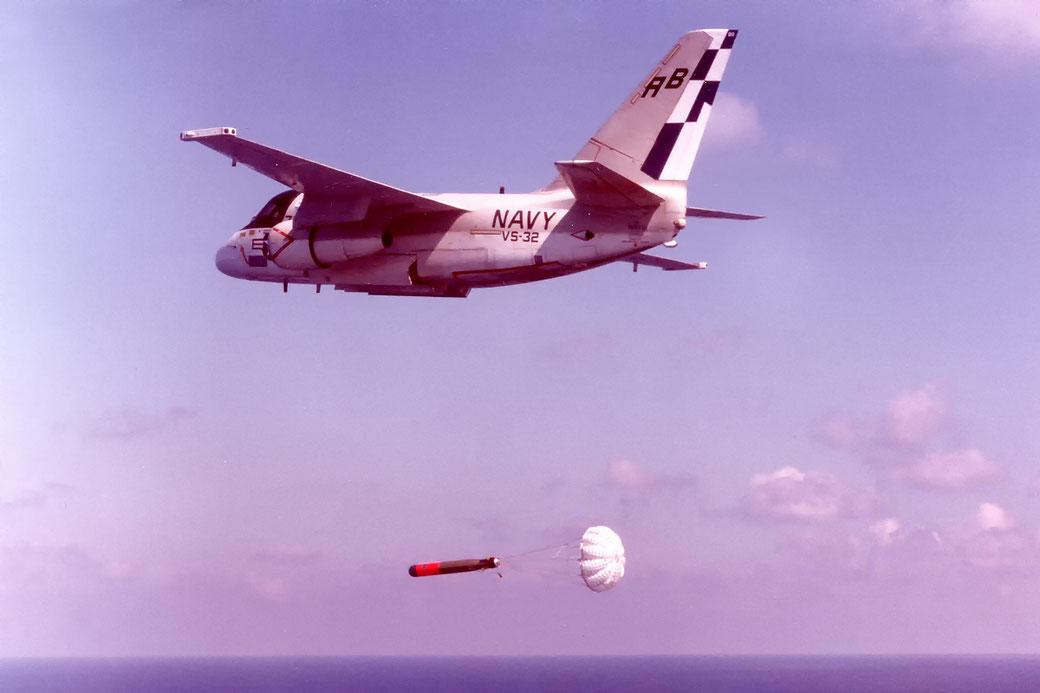Lockeed S-3B Viking Squadron VS 32