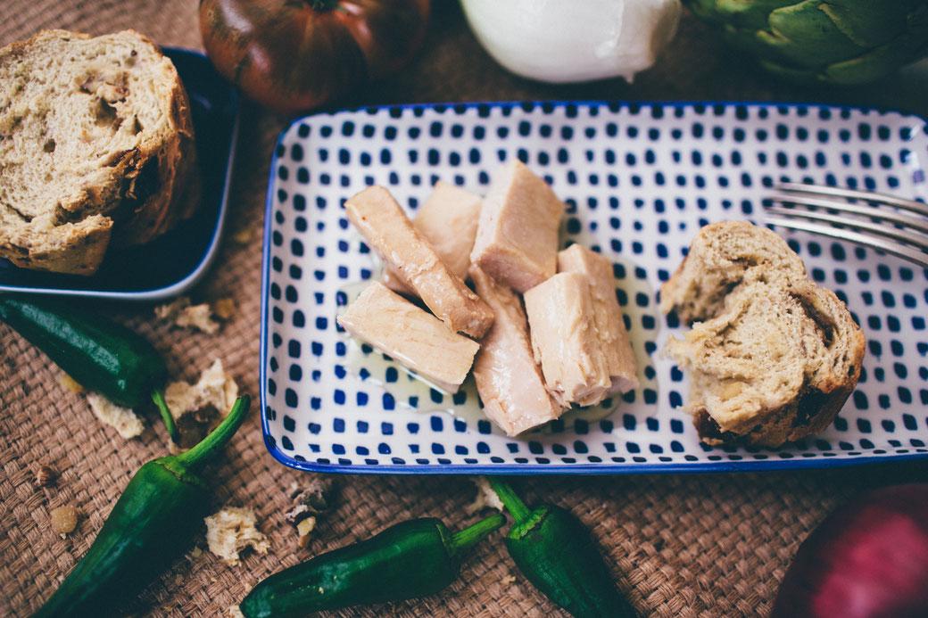 recetas con conservas de bonito