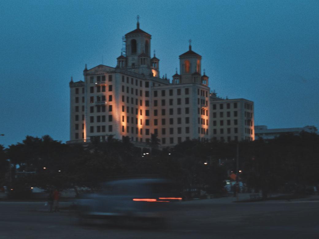 Hotel Nacional Havanna, Kuba.