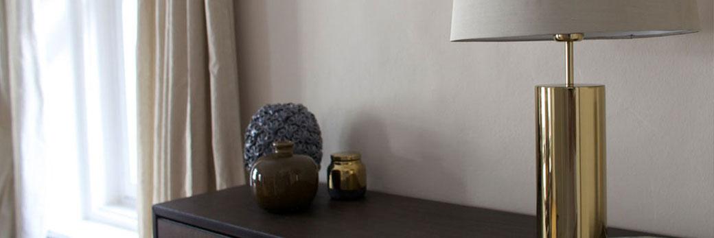 Wohnzimmerdekoration von Objekt Raum