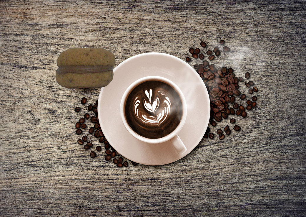Baci di Dama al Caffè 1