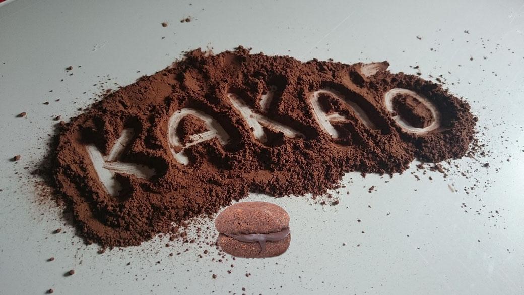 """Baci di Dama """"Pepite al Cacao"""" 1"""