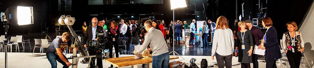 teambuilding massnahme filmworkshop münchen