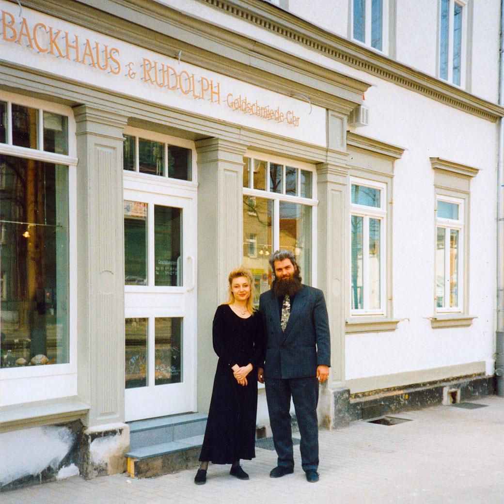 Goldschmiede Markus Backhaus, Barbara Rudolph