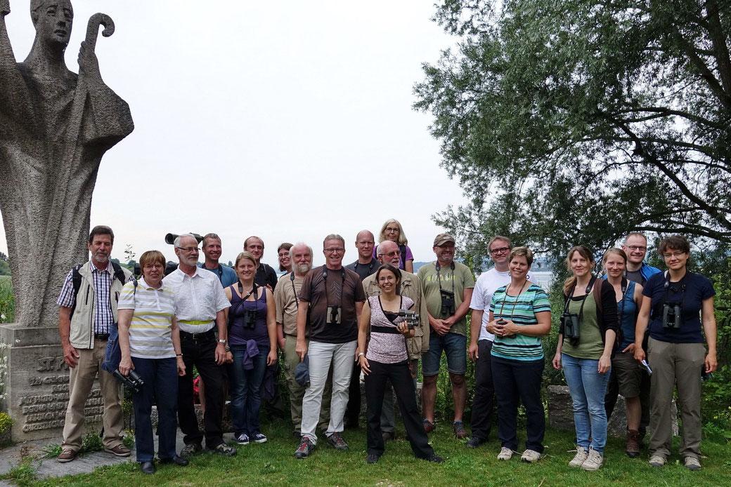 WVZ-Treffen am 04.07.2014 (Foto S. Trösch)