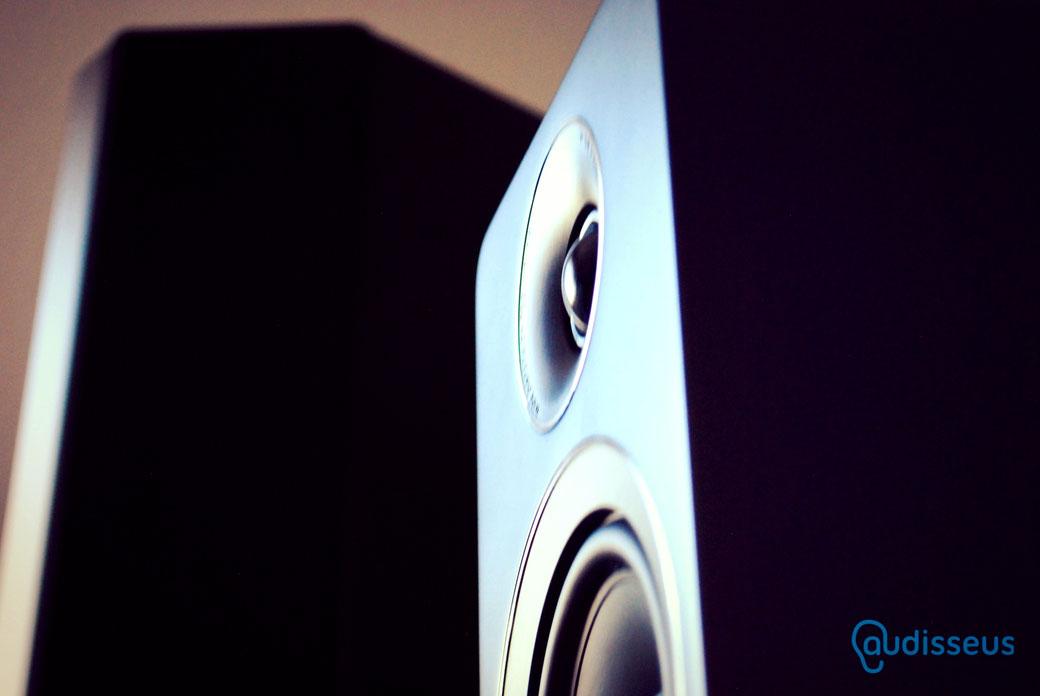 Acoustic Energy AE109 / Praxistest auf www.audisseus.de / Foto: Fritz I. Schwertfeger / www.audisseus.de