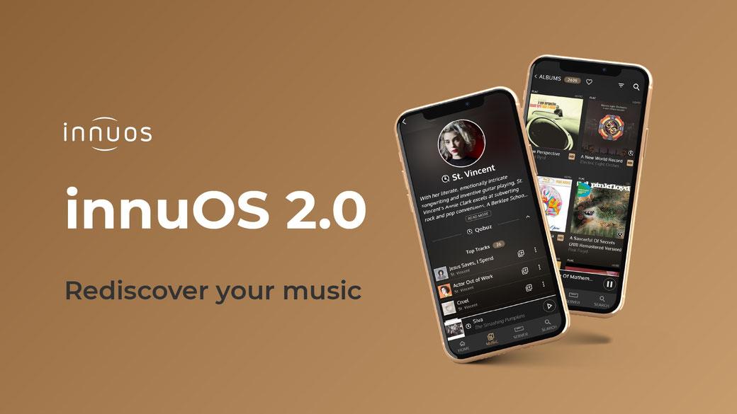 innuOS 2.0 / Ein erster Blick / Bild: Innuos / Fritz Schwertfeger / www.audisseus.de