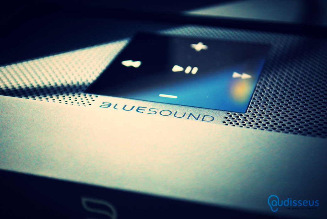 Bluesound Node 2 / Praxistest auf www.audisseus.de / Foto: Fritz I. Schwertfeger / www.audisseus.de