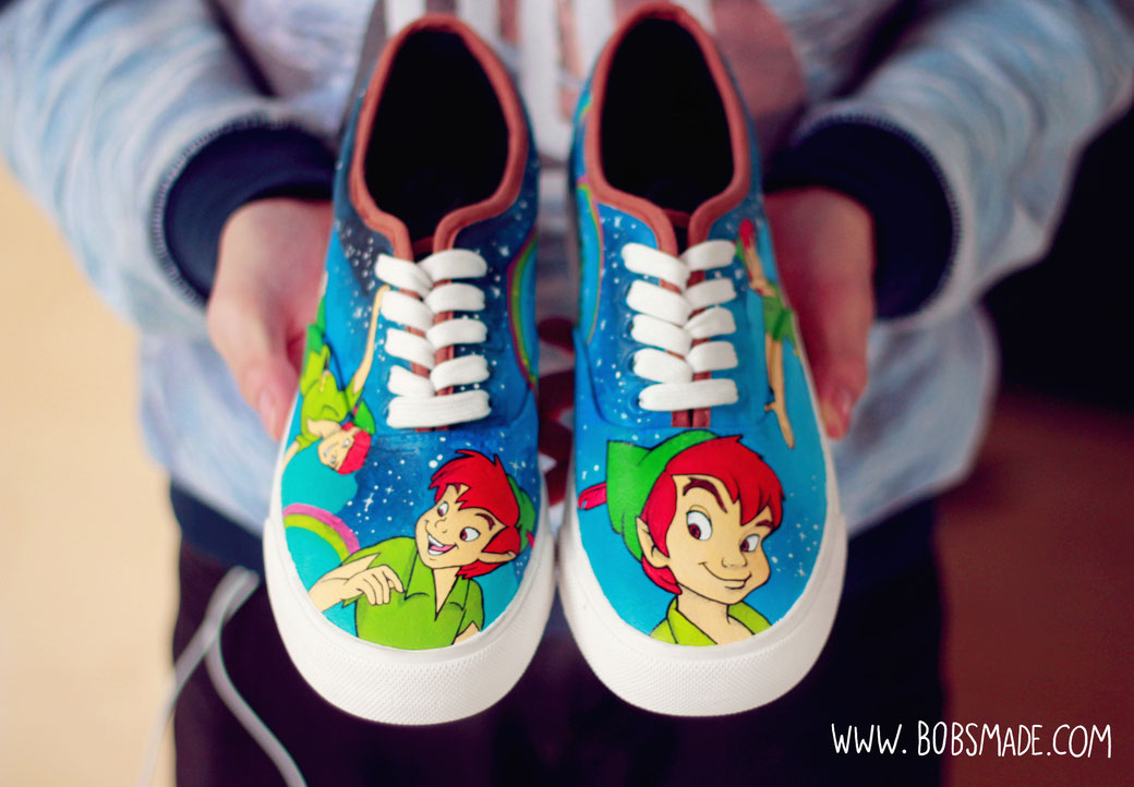peter pan shoes