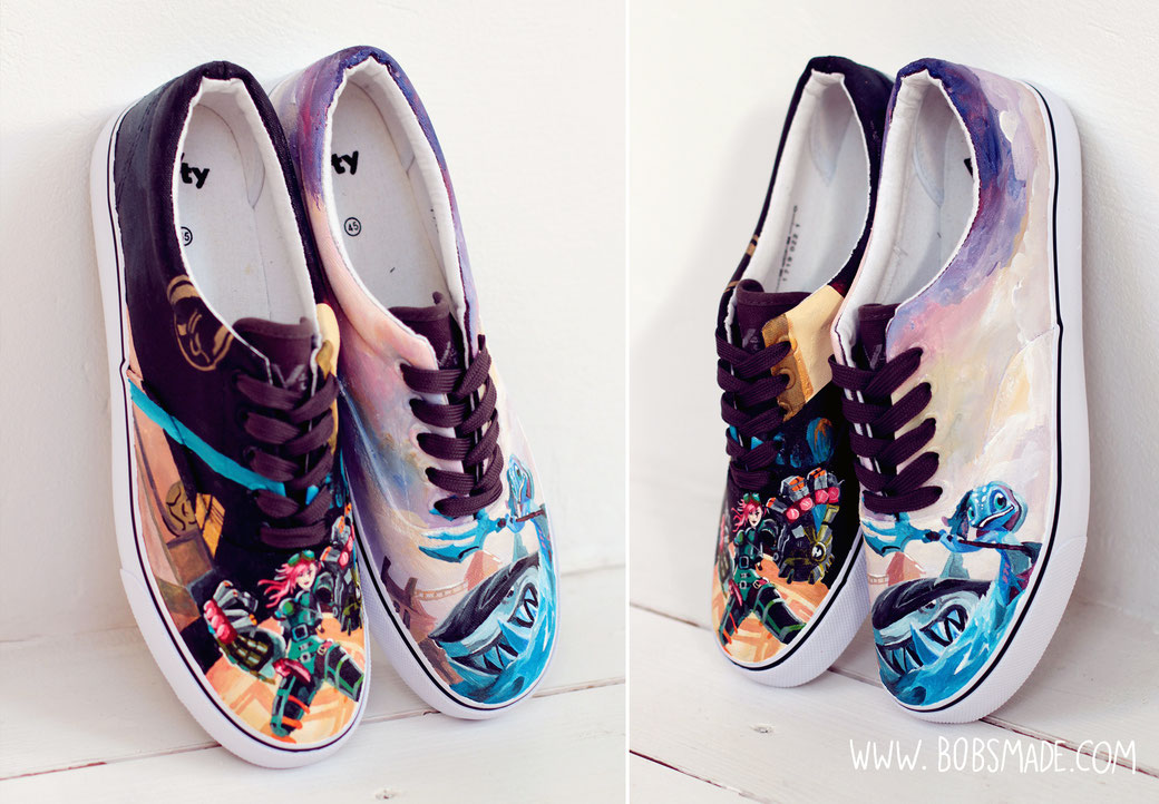 league of legends shoes LOL