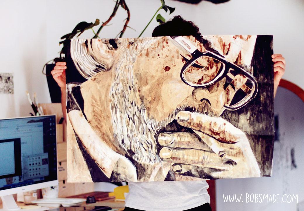 hayao miyazaki by bobsmade