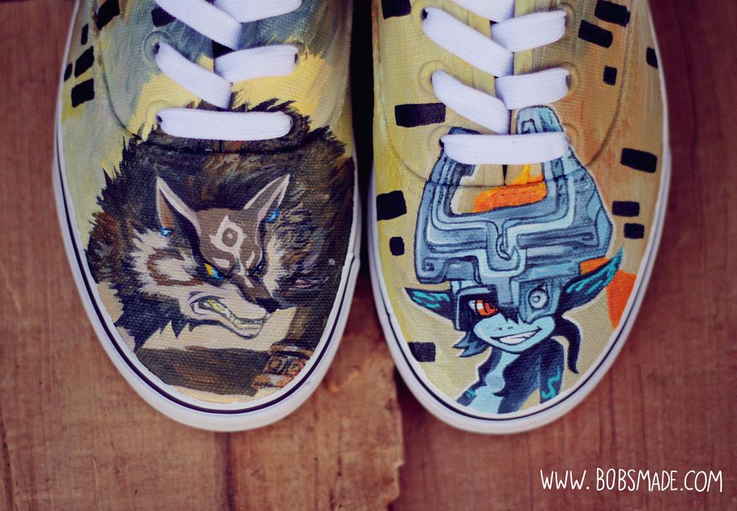 zelda midna shoes