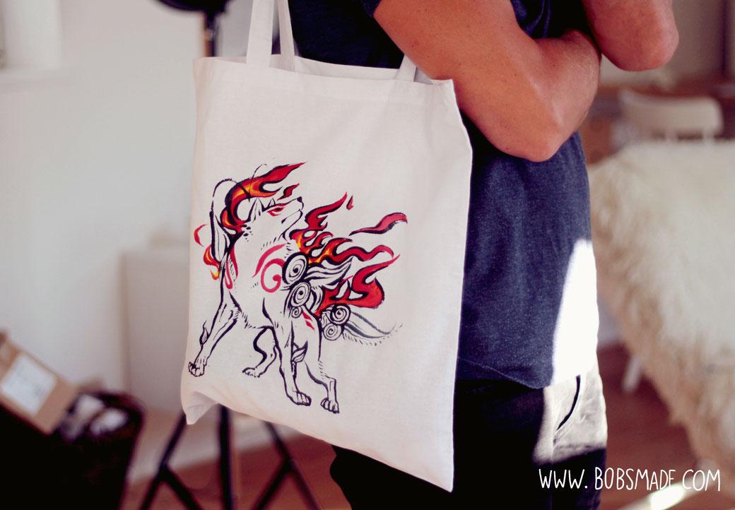okami bag by bobsmade