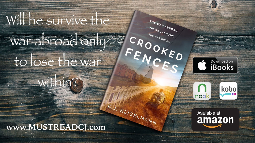 Crooked Fences by C.J. Heigelmann