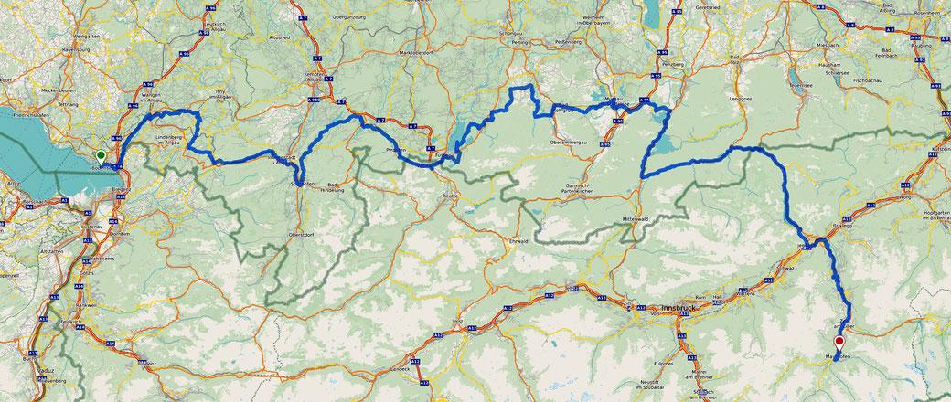 Zillertal, Lindau, Tirol, eplatzer