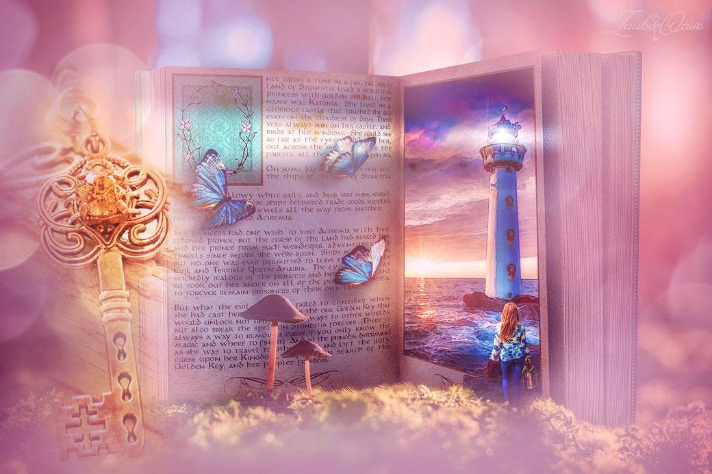 ZauberOase der Schlüssel in eine andere Welt