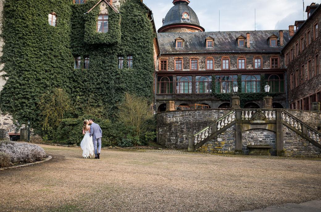 Heiraten im Schlosspark Laubach Hessen