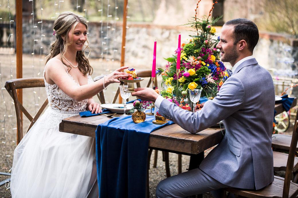 Hochzeitspaar Heiraten in Hessen