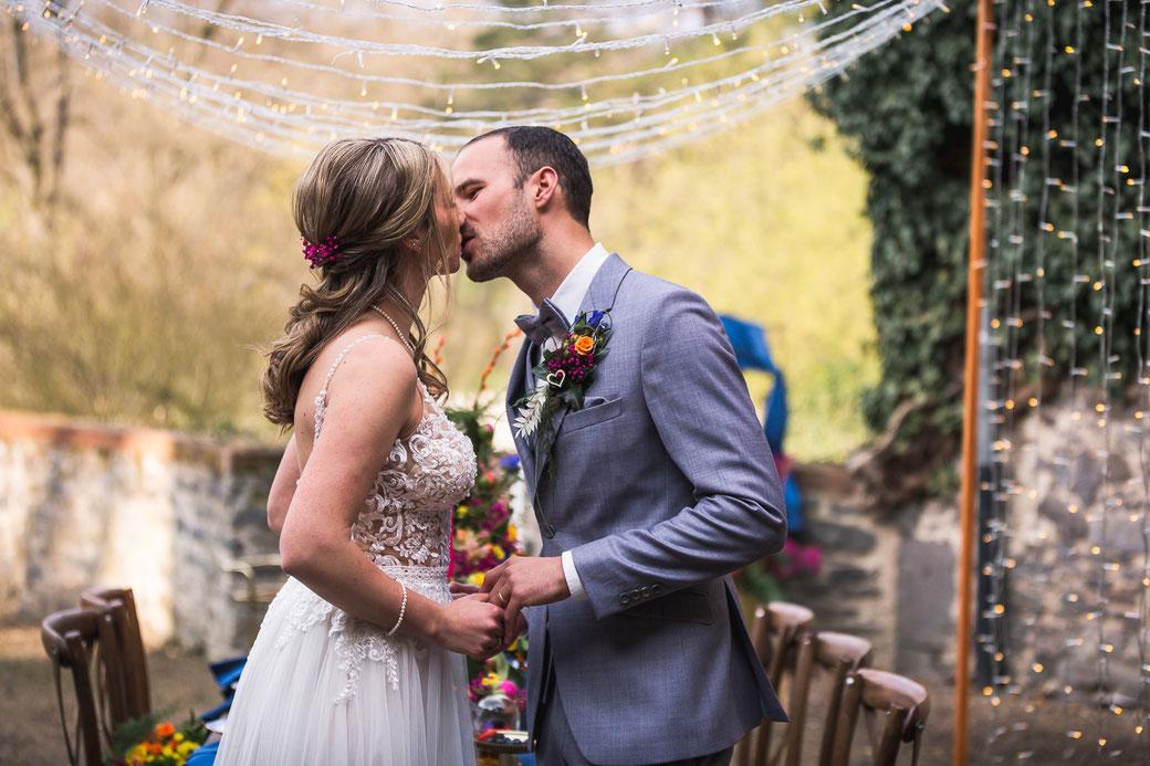 Summer Wedding 2022 Hochzeitspaar