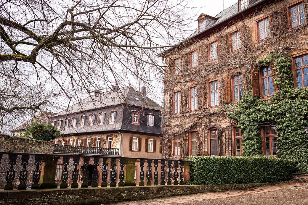 Schlosspark Laubach Hochzeit