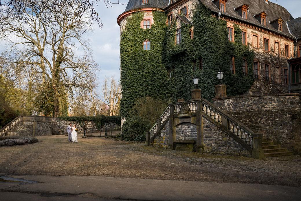 Hochzeit Schloss Laubach Hessen