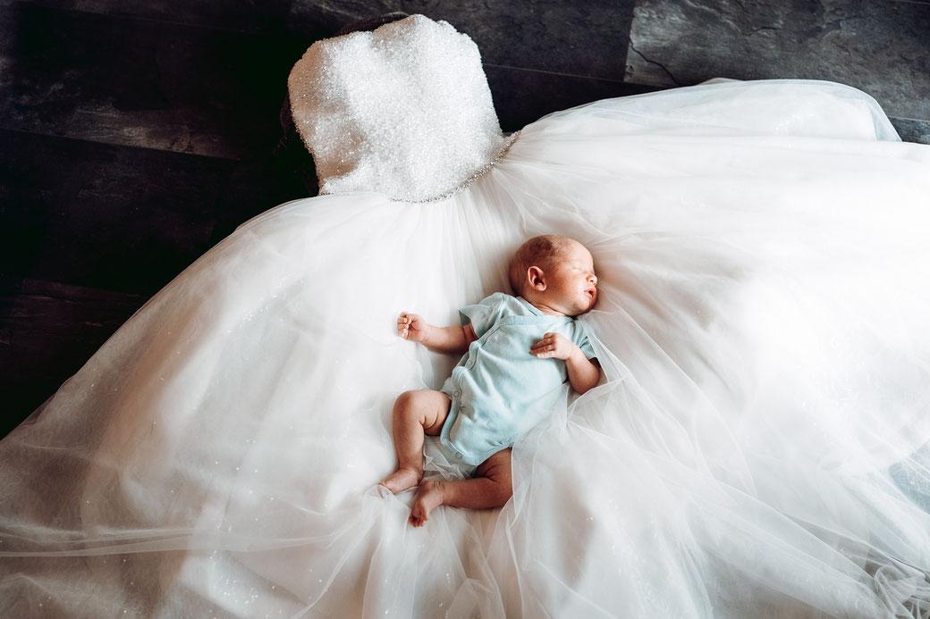 Newborn Neugeborenen Fotografie Fernwald Gießen