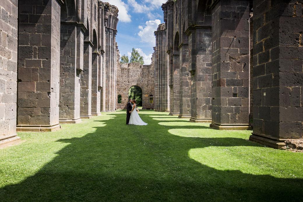 Heiraten in Kloster Arnsburg