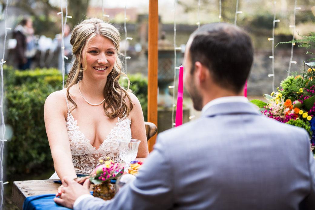 Braut Bride 2021 Sommerhochzeit