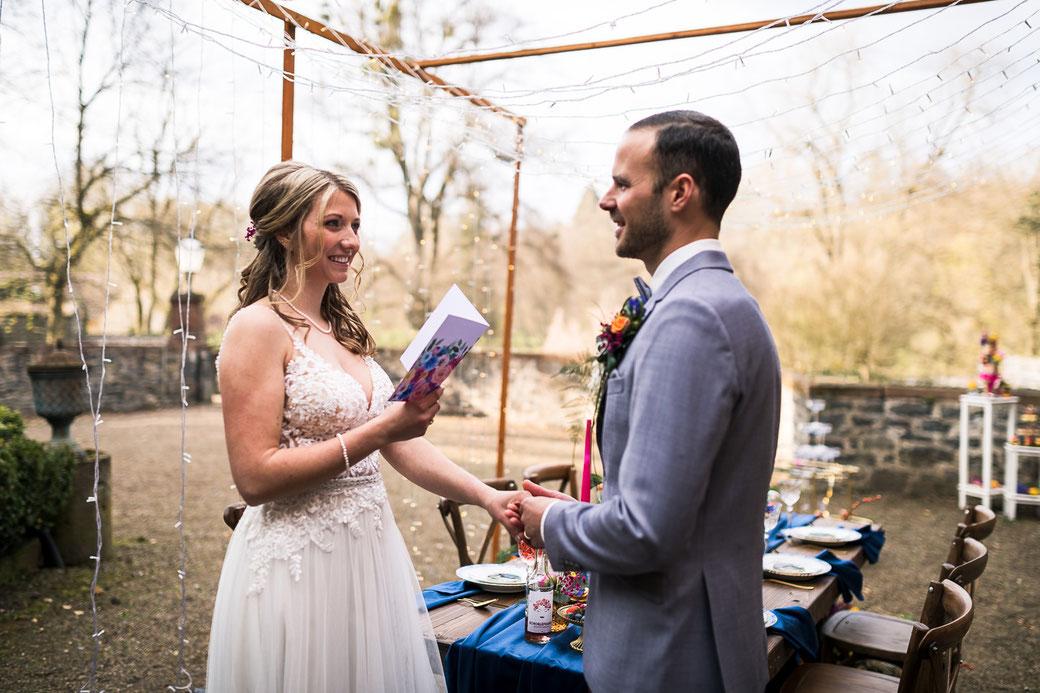 Heiraten in Hessen Eheversprechen