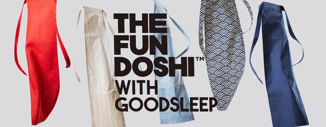 『THE FUNDOSHI™️ with good sleep』ザフンドシウィズグッドスリープ オンラインショップ