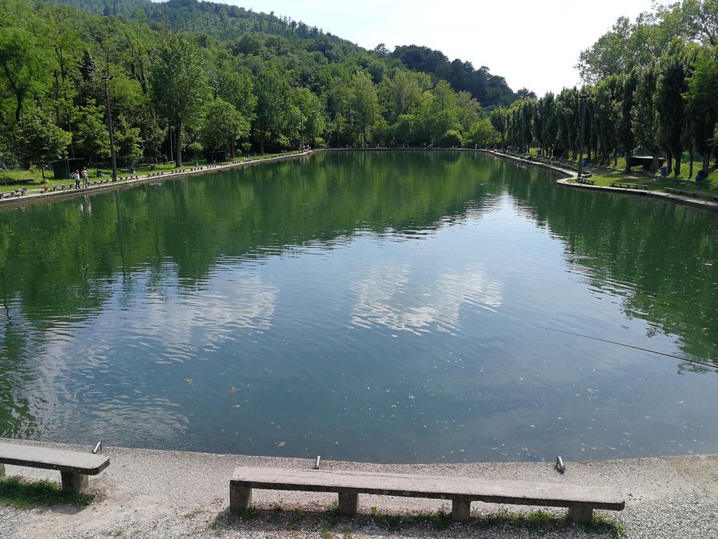 Lago di Legri