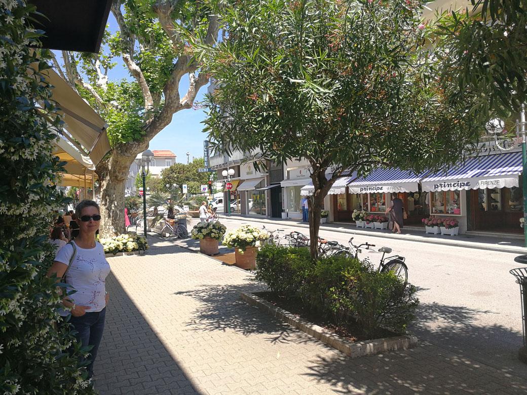 Shopping in Forte dei Marmi (LU)
