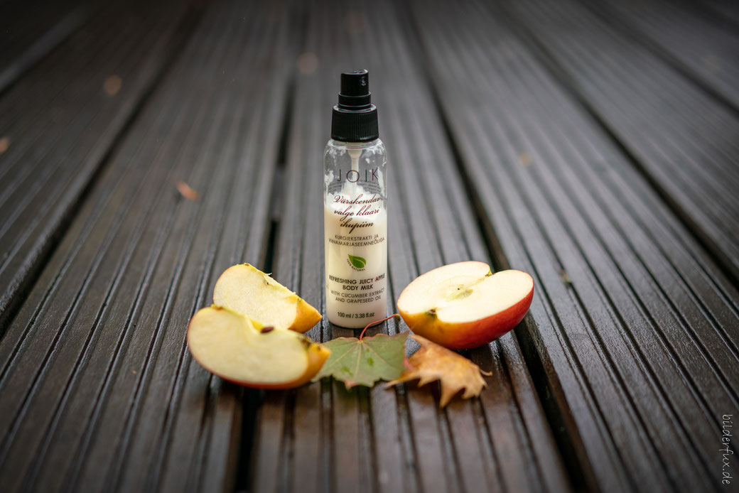 Refreshing Juicy Apple Body Milk von JOIK
