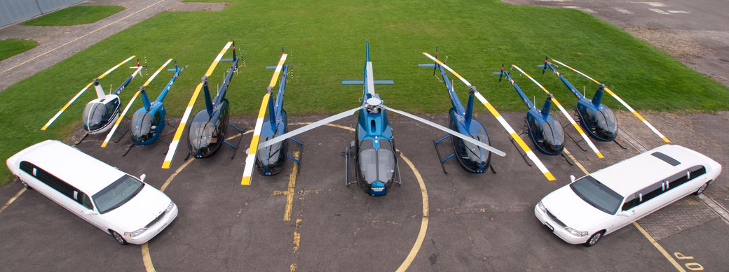 Helikopterflotte Helialpin